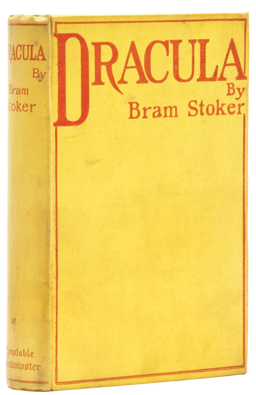 Analysis of Technology and Attitudes in Bram Stoker's