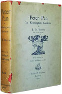 Peter Pan in Kensington Gardens by J.M. Barrie