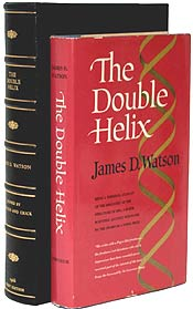 The Double Helix: A Personal Account of the Discovery of the Structure of DNA by James Watson