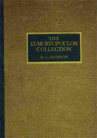 The George Eumorfopoulos Collection by R.L. Hobson