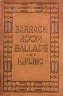 Barrack Room Ballads by Rudyard Kipling