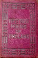 Fifty Best Poems of England by Various