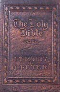 Various Volumes of the Holy Bible