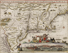 Dutch New York - 1674