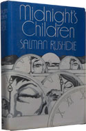 midnights children by salman rushdie essay Free essay: midnight's children essay salman rushdie's creation, saleem sinai, has a self-proclaimed overpowering desire for form (363) in.