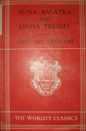 Linda Tressel by Anthony Trollope