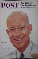 Saturday Evening Post - Oct 12, 1956 - Dwight Eisenhower