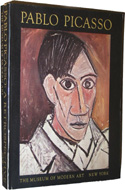 Pablo Picasso: A Retrospective edited by William Rubin