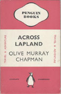 Across Lapland by Olive Murray Chapman