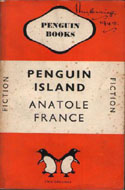 Penguin Island by Anatole France