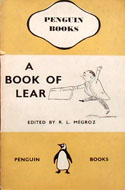 A Book of Lear by Edward Lear