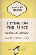 Sitting on the Fence by Nathaniel Gubbins