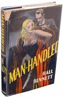 Man-Handled by Hall Bennett