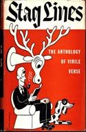 Stag Lines, The Anthology of Virile Verse by Maxwell Droke