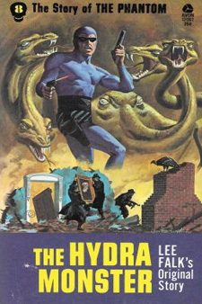 The Hydra Monster by Lee Falk