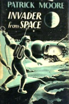 Invader from Space by Patrick Moore