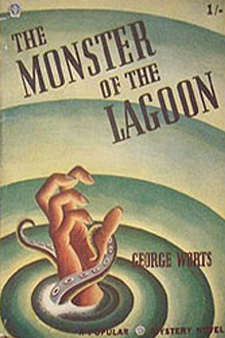 The Monster of the Lagoon by George Worts