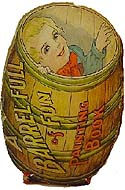 A Barrel Full of Fun Painting Book by A.J. Schaeffer