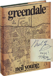 Greendale by Neil Young