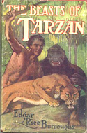 Beasts of Tarzan by Edgar Rice Burroughs