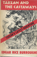 Tarzan and the Castaways by Edgar Rice Burroughs