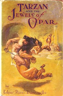 Tarzan and the Jewels of Opar by Edgar Rice Burroughs