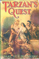 Tarzan's Quest by Edgar Rice Burroughs