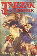 Tarzan the Terribleby Edgar Rice Burroughs