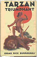 Tarzan Triumphant by Edgar Rice Burroughs