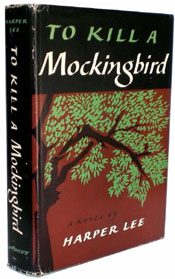 To Kill a Mockingbird by Harper Lee - sold for $25,000 and $6,075.
