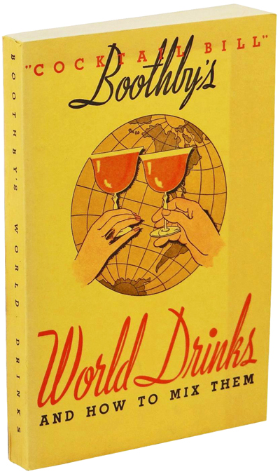 Boothby Cocktail Recipes — Dishmaps