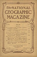 National Geographic May 1906 - In-depth coverage of the San Francisco earthquake disaster.