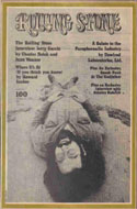 Rolling Stone January 20, 1972 - 100th issue of the classic magazine with A Clockwork Orange, Grateful Dead, Jerry Garcia & more.