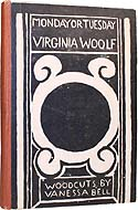 Monday or Tuesday by Virginia Woolf & illustrated by Vanessa Bell