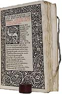 Poems by the Way written & illustrated by William Morris