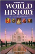 World History: Patterns of Interaction by Roger B. Beck