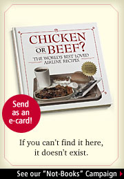 Send a Chicken or Beef Not-Book E-Card