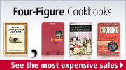 Collectible cookbooks