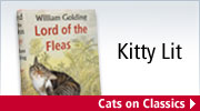 Kitty Lit: Cats on Classic Book Covers