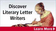 Discover Literary Letter Writters