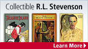 Collectible Robert Louis Stevenson