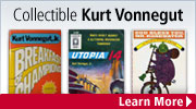 Collectible Kurt Vonnegut