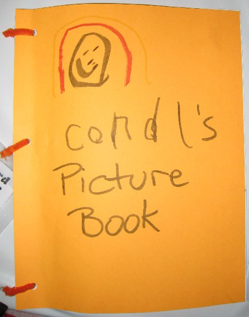 Conal's Picture Book by Conal Age 6
