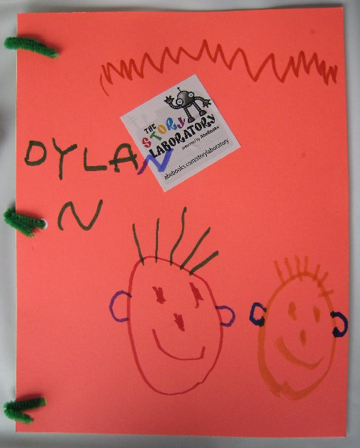 Book by Dylan Age 5