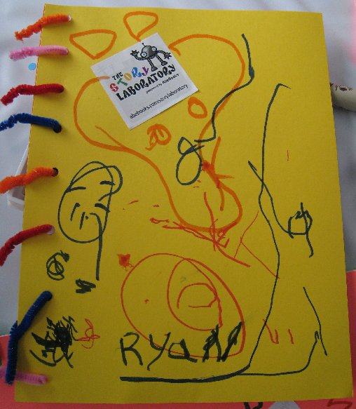 Book by Ryan Age 3