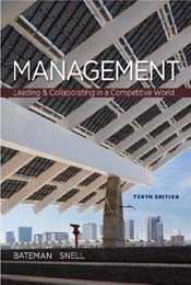 Management: Leading & Collaborating in the Competitive World, 9780078029332