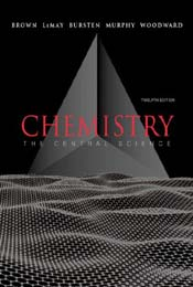 Chemistry: The Central Science, 9780321696724