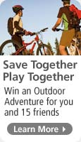 Outdoor Adventure Contest