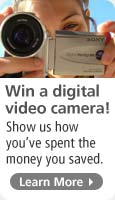 Win a Digital Video Camera
