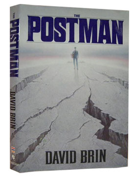 ISBN: 0553051075 The Postman David Brin